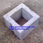 Gạch block xây móng 20